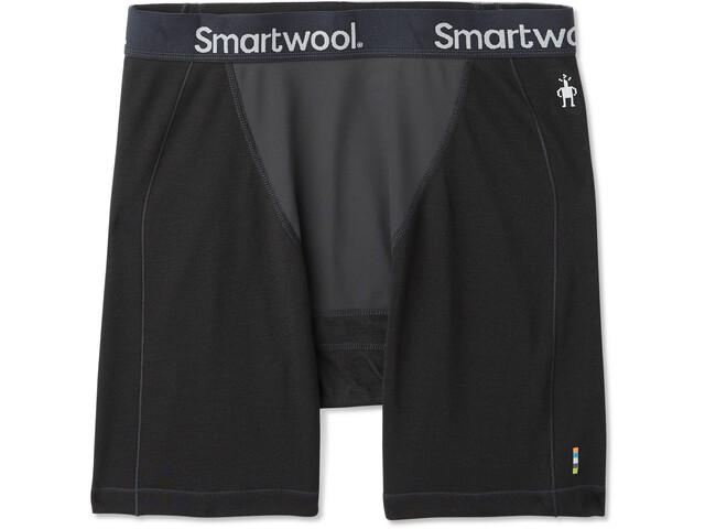 Smartwool Merino Sport 250 Slip Boxer Uomo, nero